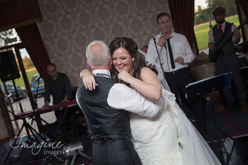 01/08/14 GLENBERVIE HOUSE HOTEL - LARBERT Roxanne and Stephen